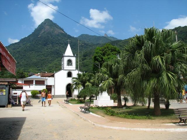 Sao Cristovao church