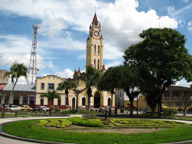 Iquitos Church