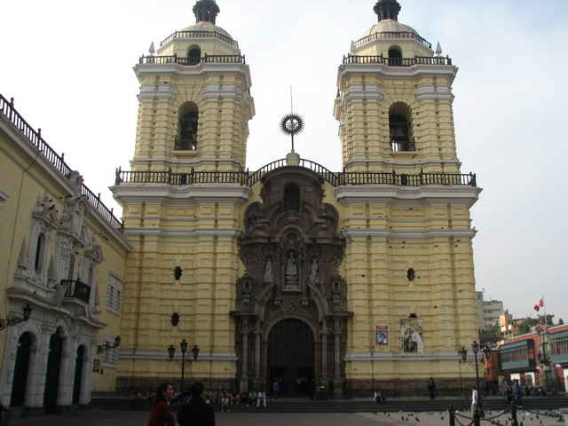 Basilique et monastère Saint-François-d'Assise