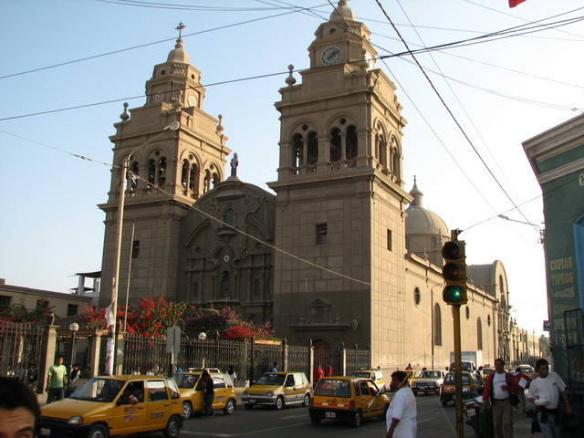 Pisco church