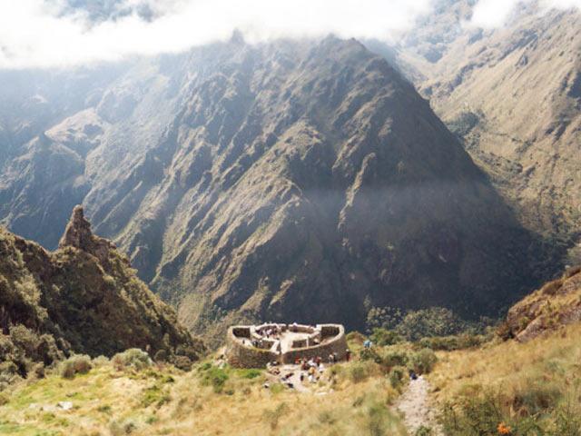 Chemins incas