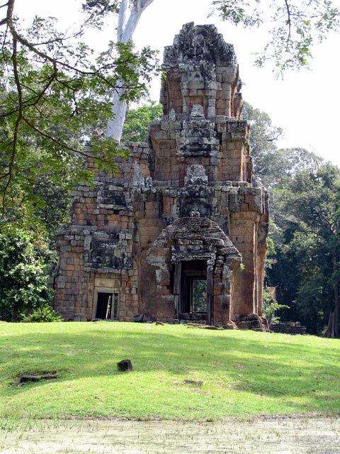 Angkor Thom, Towers of Prasat