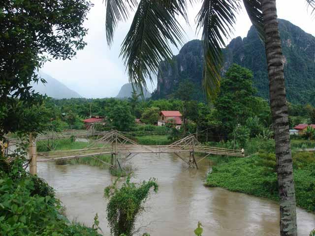 Categorie Vang Vieng Rivière Nam Song