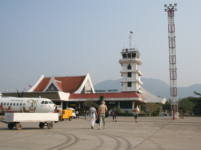 Categorie Luang Prabang Aéroport International de Luang Prabang