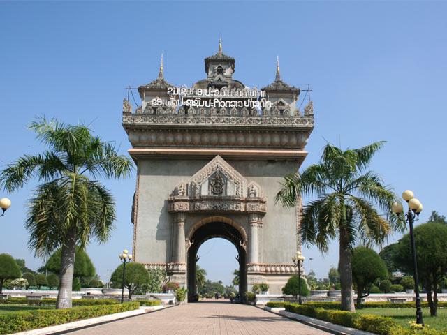 Category Vientiane Triumphal Arch
