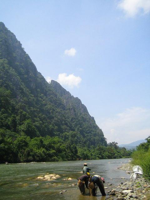 Categorie Vang Vieng Paysage