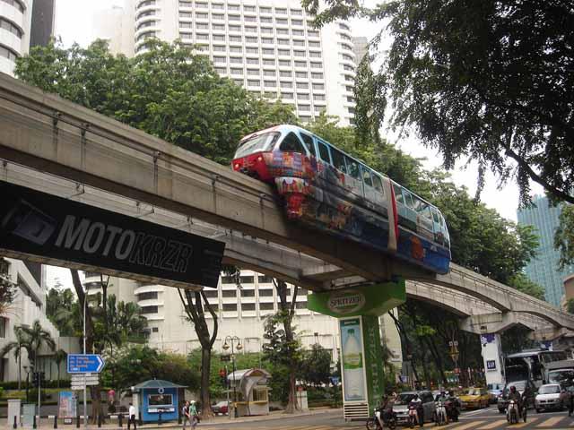 Categorie Kuala Lumpur Metro de Kuala Lumpur