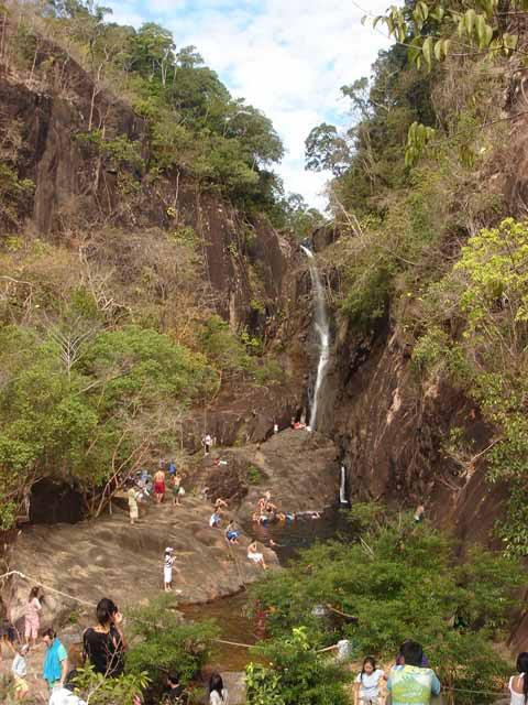 Nam Tok Khlong Plu Waterfall