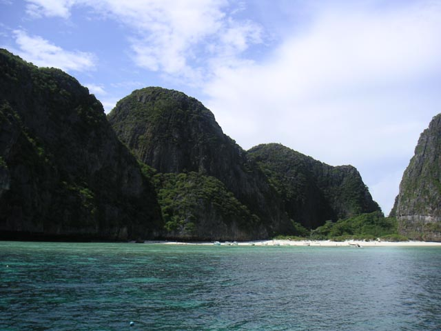The Beach, Koh Phi Phi (Leonardo di Caprio)