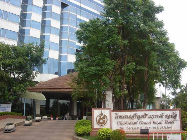 Charoen Sri Grand Royal Hotel