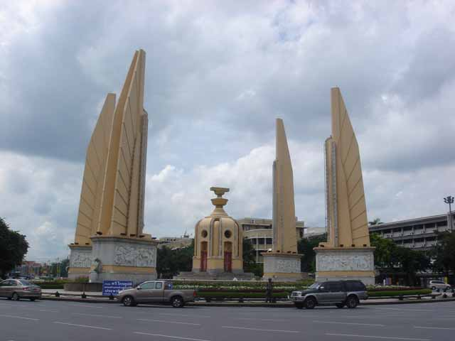 Category Bangkok Democracy Monument