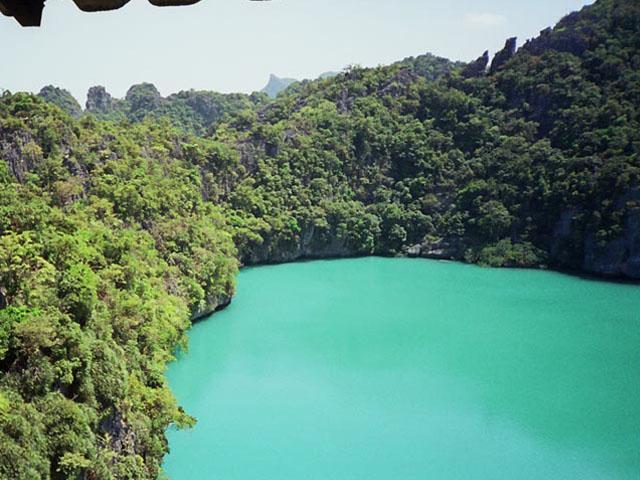 Parc National Mu Ko Ang Thong