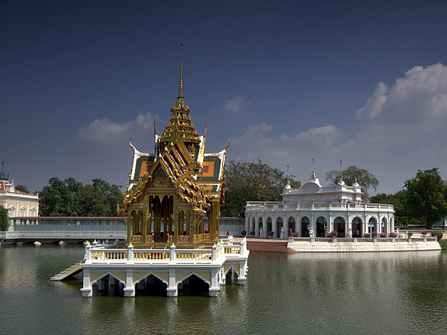 Palais royal de Bang Pa-In