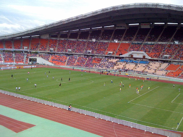 Category Bangkok Rajamangala Stadium