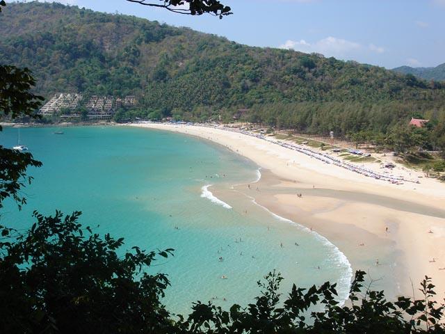 Category Phuket Nai Harn beach