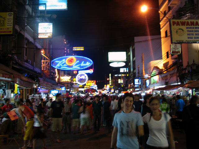 Category Bangkok Khao San Road