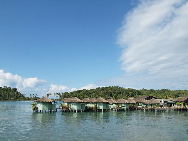 Jen Chalet Resort