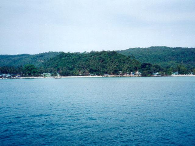 Phi Phi Don view