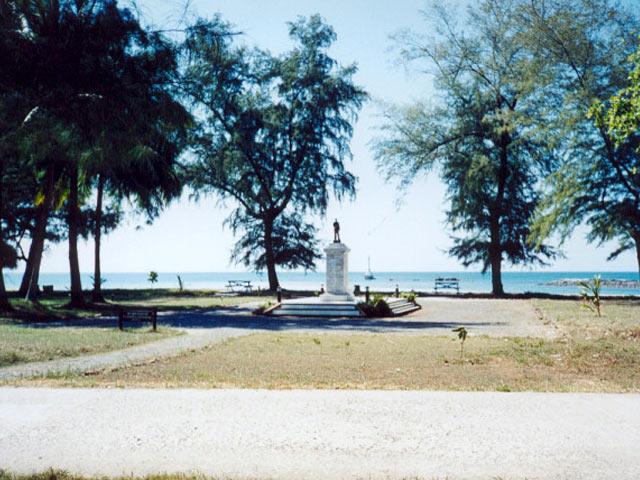 Pante Bay beach