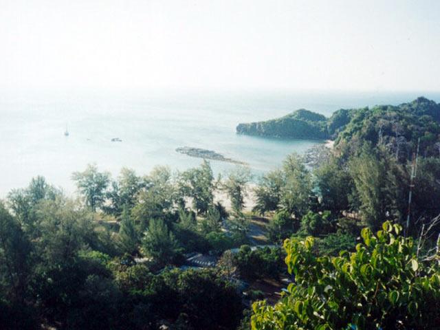 Pante bay view