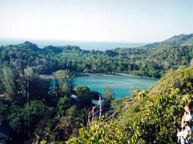 Bay panorama