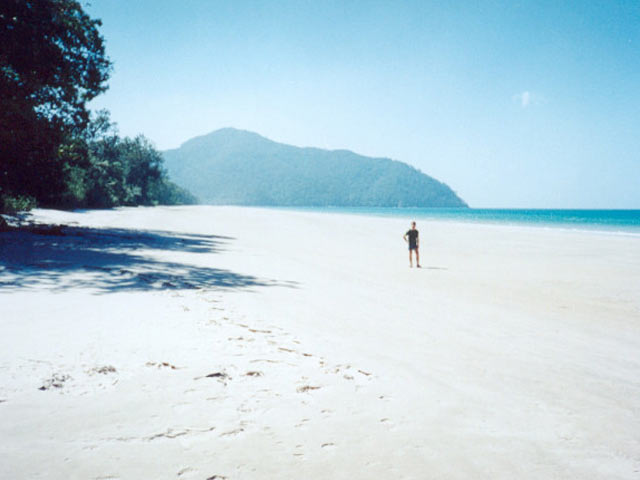 Sone bay beach