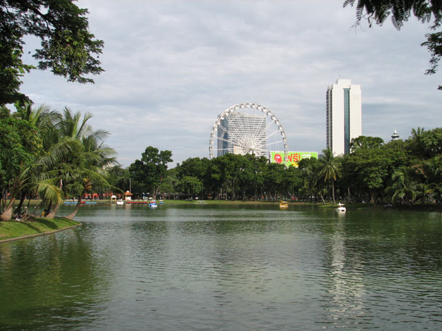 Category Bangkok Lumpini Park