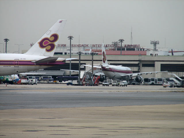Aéroport international Don Muang