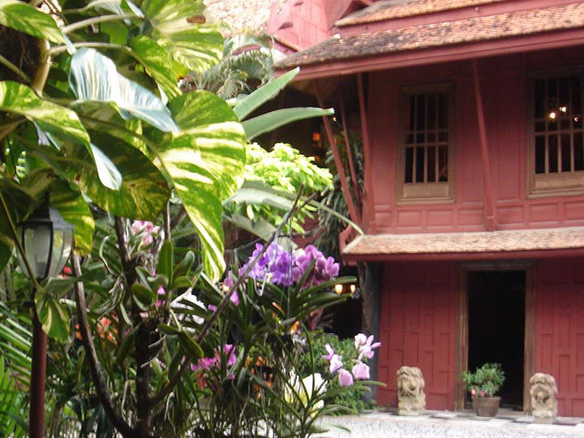 Category Bangkok Jim Thompson House