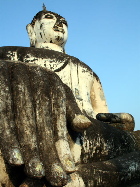 Sitted Buddha
