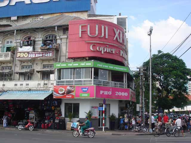 Pho 2000, Ho Chi Minh City, Vietnam, Landolia, a World of Photos