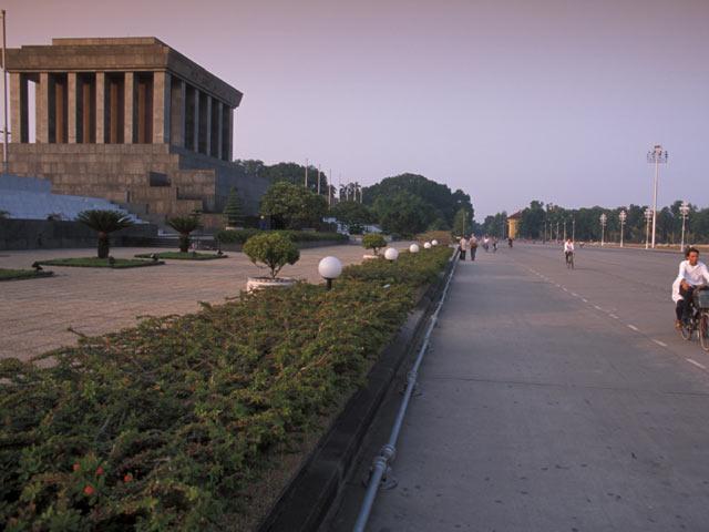 Mausolée de Hô Chi Minh