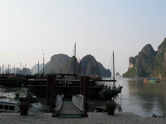 Ha Long Bay View