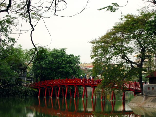 Category Hanoi Huc bridge