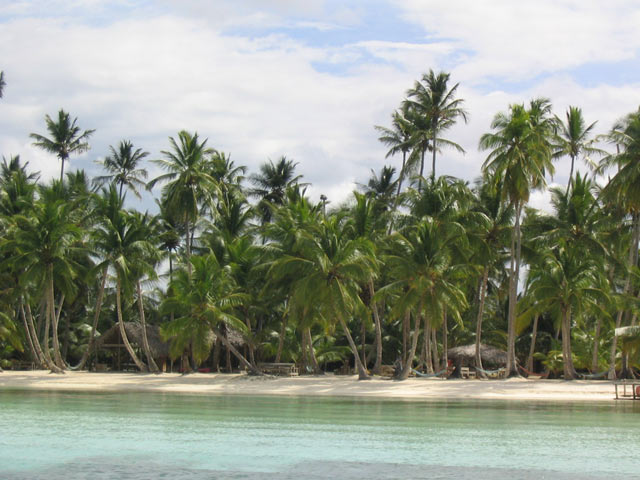Isla Saona, beach