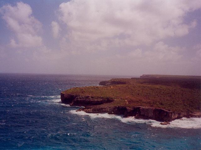 Pointe Nord de la Grande Terre