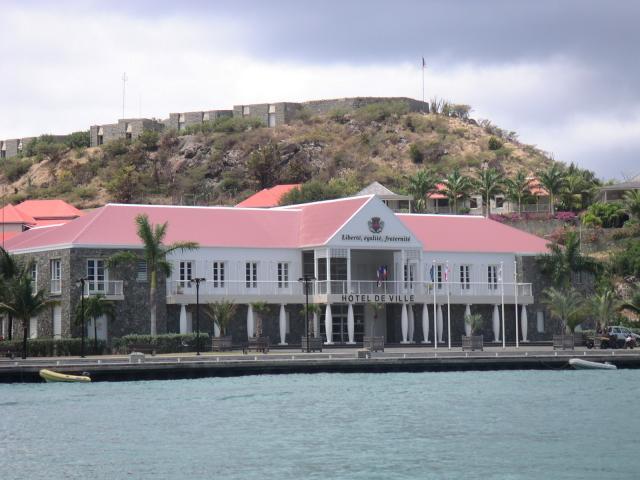 Gustavia Hotel de Ville